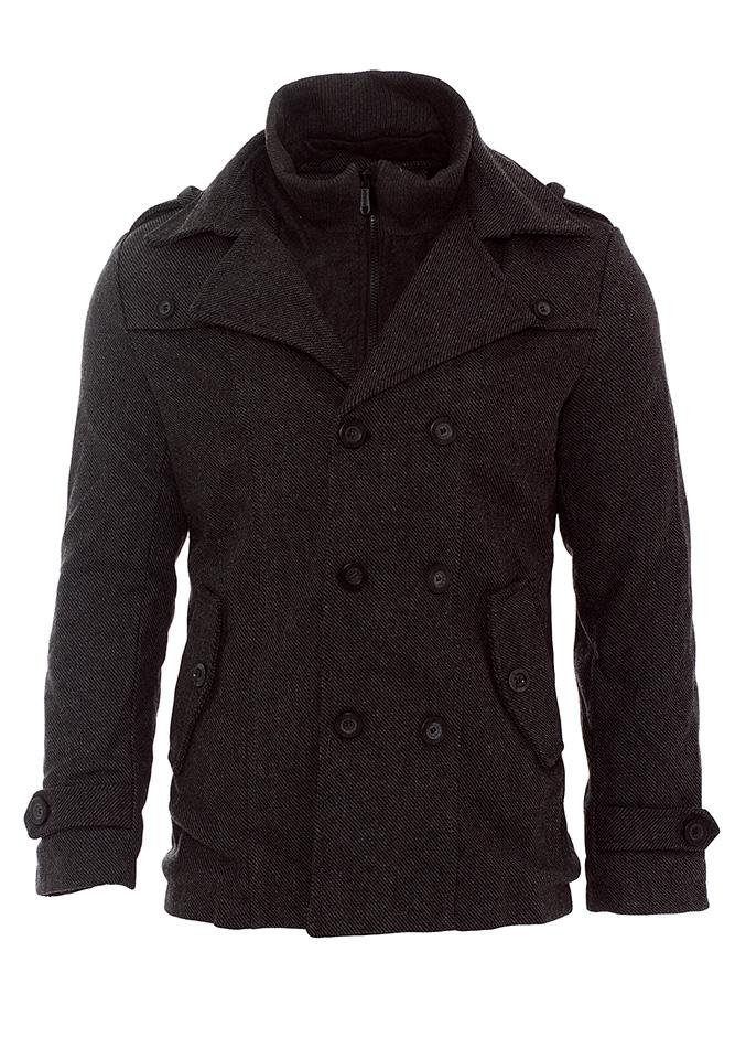 Ανδρικό Παλτό Just D.Grey αρχική ανδρικά ρούχα επιλογή ανά προϊόν μπουφάν