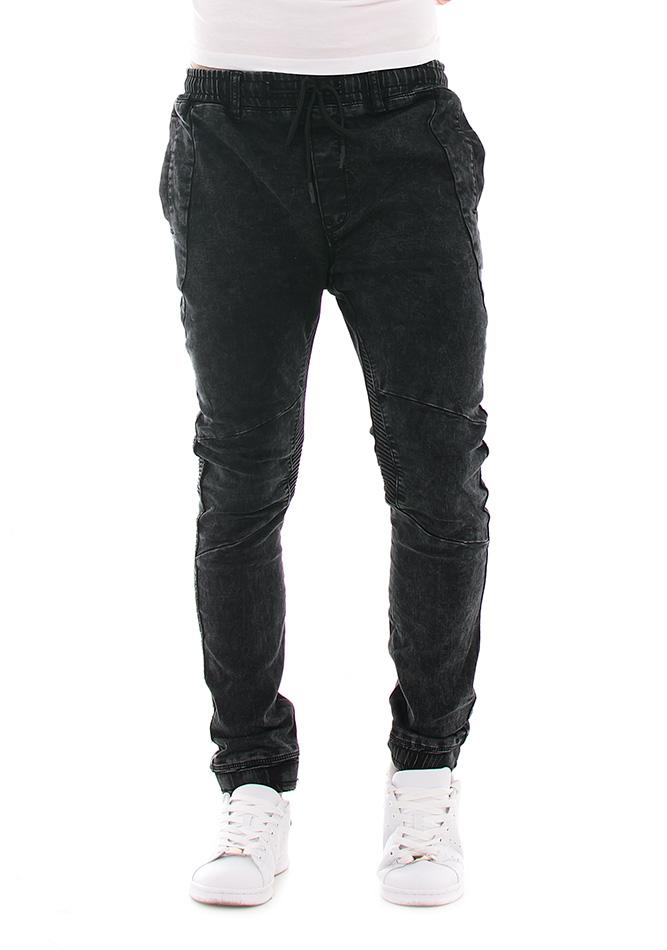 Ανδρικό Jean Just Black αρχική ανδρικά ρούχα παντελόνια παντελόνια jeans