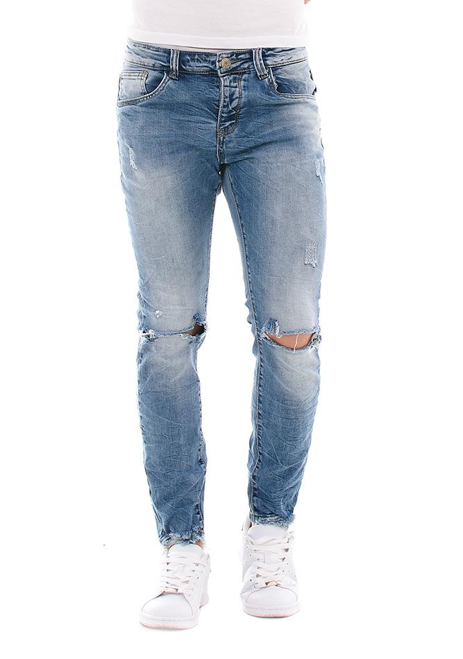 Ανδρικό Jean Place αρχική ανδρικά ρούχα επιλογή ανά προϊόν παντελόνια παντελόνια jeans