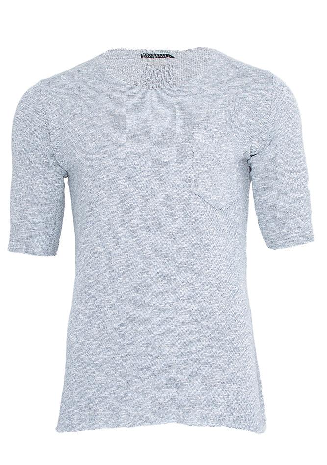 Μπλούζα Pocket Reckless Grey αρχική ανδρικά ρούχα t shirts