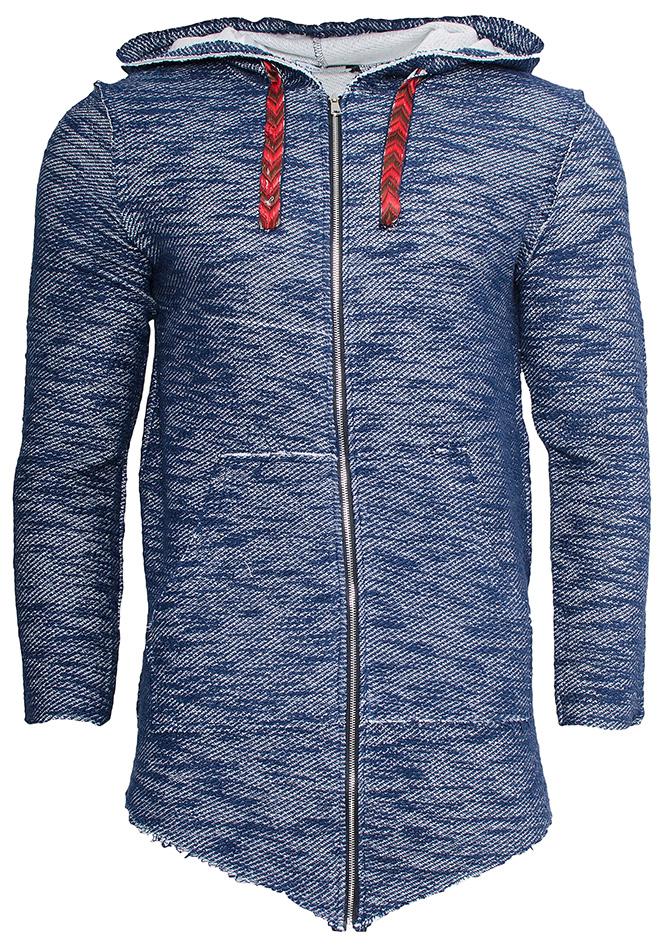 Ανδρική Zακέτα Indian Blue αρχική ανδρικά ρούχα ζακέτες