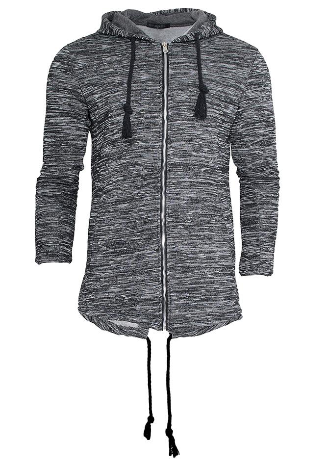 Ζακέτα Stegol D.Grey αρχική ανδρικά ρούχα ζακέτες