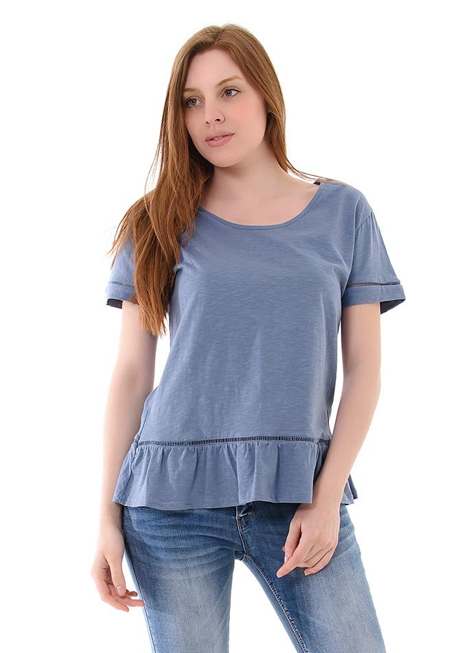 Μπλούζα Local Blue αρχική γυναικεία ρούχα μπλούζες   tops