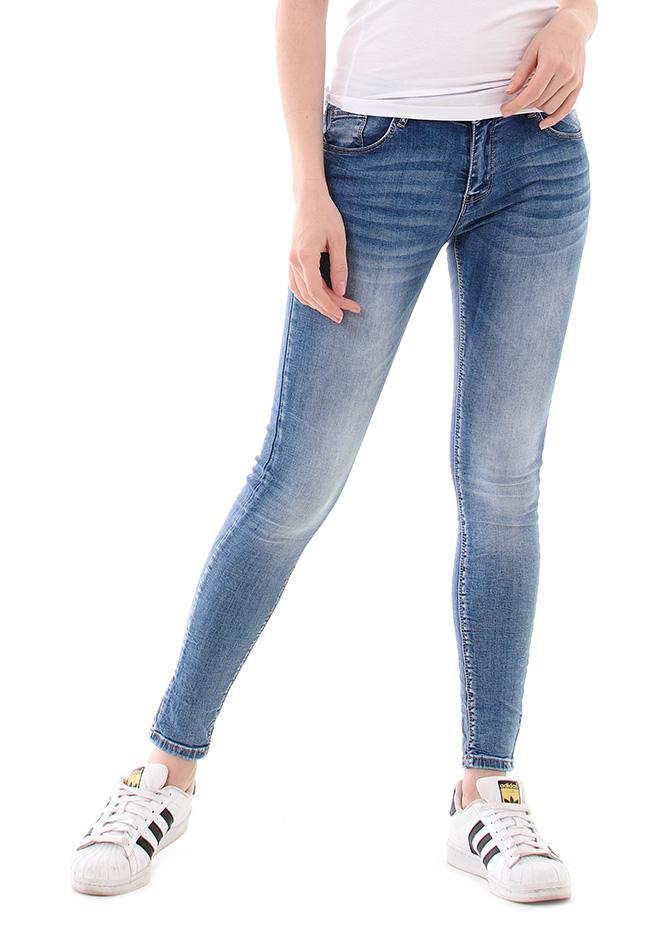 Γυναικείο Jean Smagli Blue αρχική γυναικεία ρούχα παντελόνια