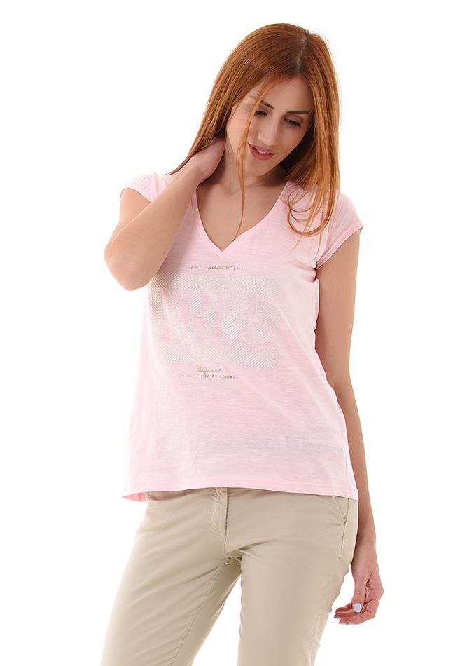 Μπλούζα True Pink αρχική γυναικεία ρούχα μπλούζες   tops