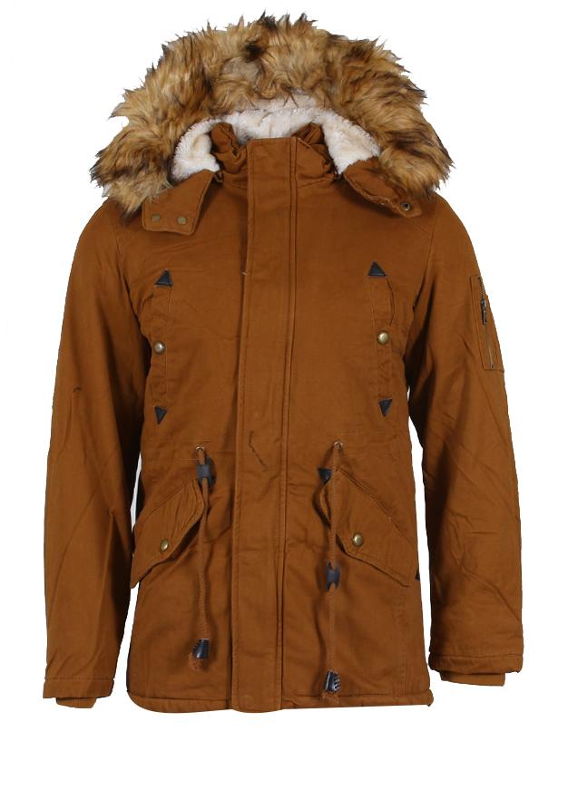 Μοντέρνα ζεστά φθνοπωρινά χειμωνιάτικα ανδρικά μπουφάν 6d126603c5a