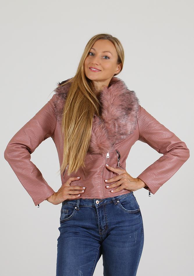 Γυναικεία Δερματίνη Fresh Pink αρχική γυναίκα