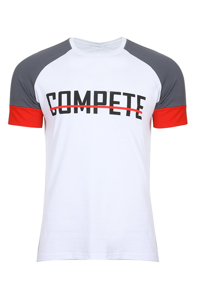 5e1c626d049b Ανδρικό T-shirt Comp White
