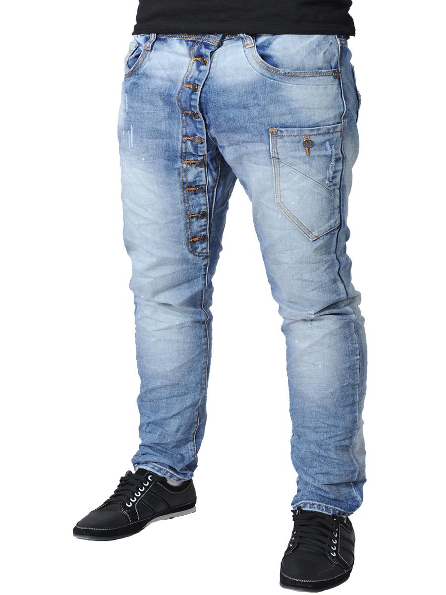 Ανδρικό Jean Damn Good-Μπλε αρχική ανδρικά ρούχα παντελόνια chinos