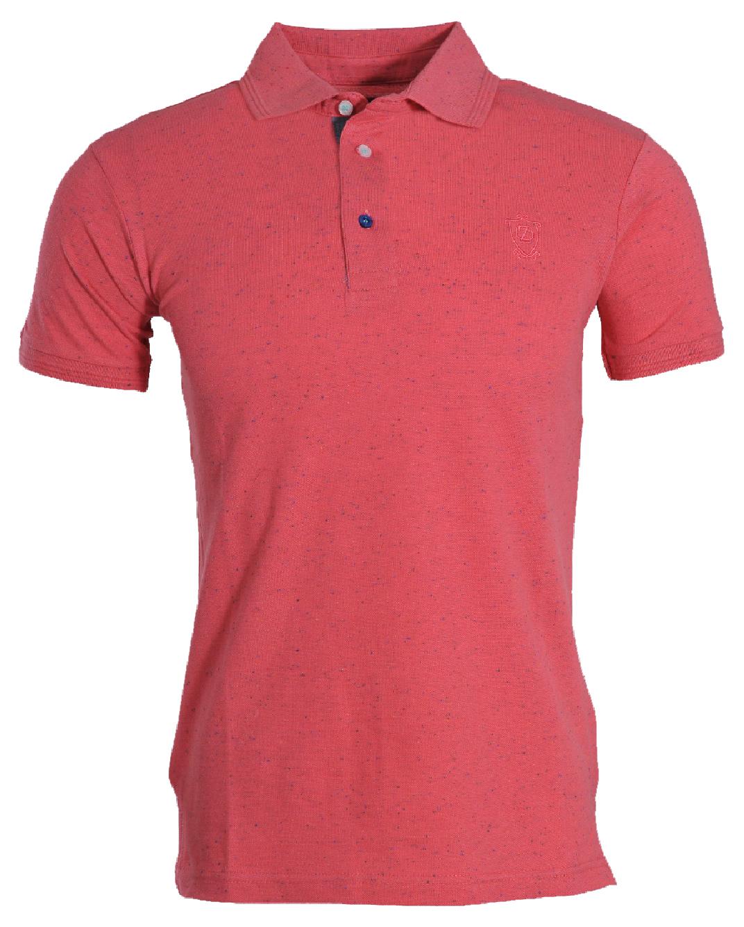 Ανδρικό Polo Zen Koral-Κοραλί αρχική ανδρικά ρούχα polo
