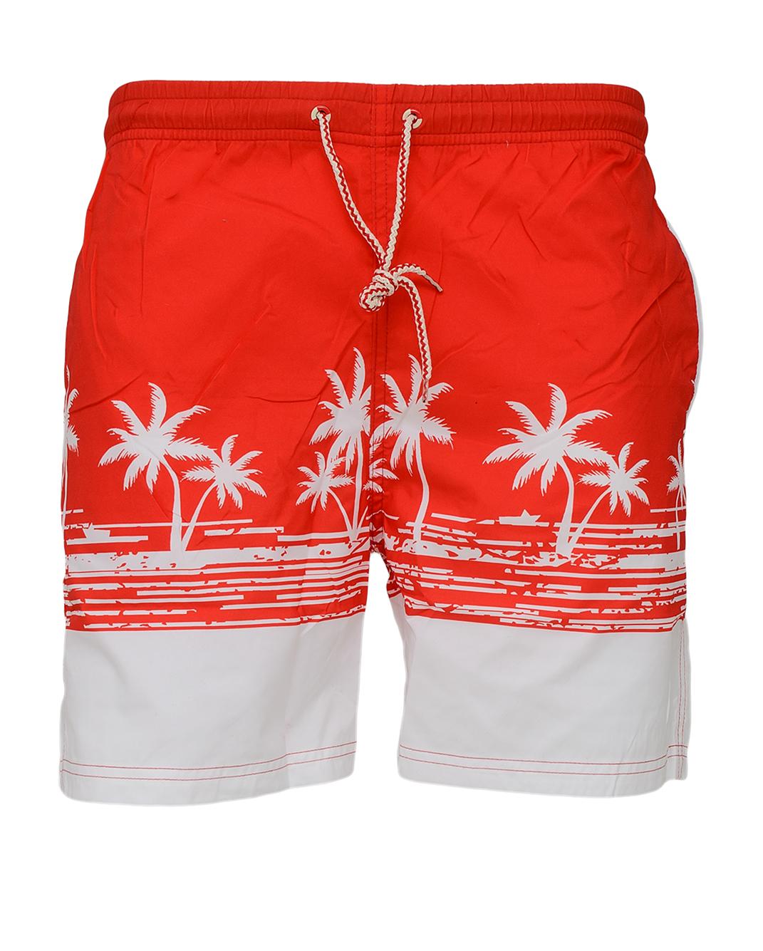 Ανδρικό Μαγιώ Red Palm