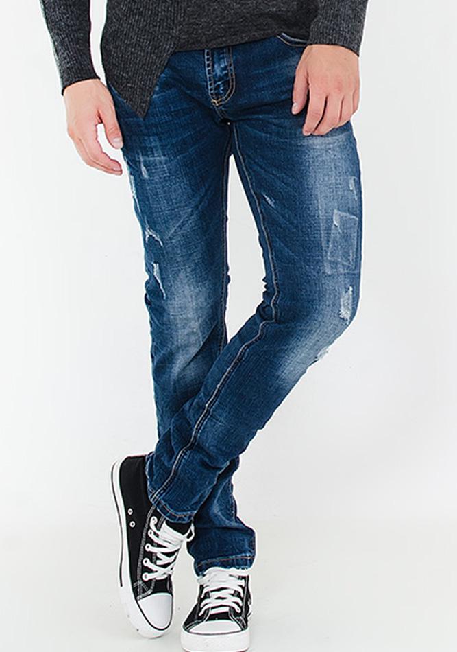 Ανδρικό Jean Stegol Classic Denim αρχική ανδρικά ρούχα παντελόνια παντελόνια jeans