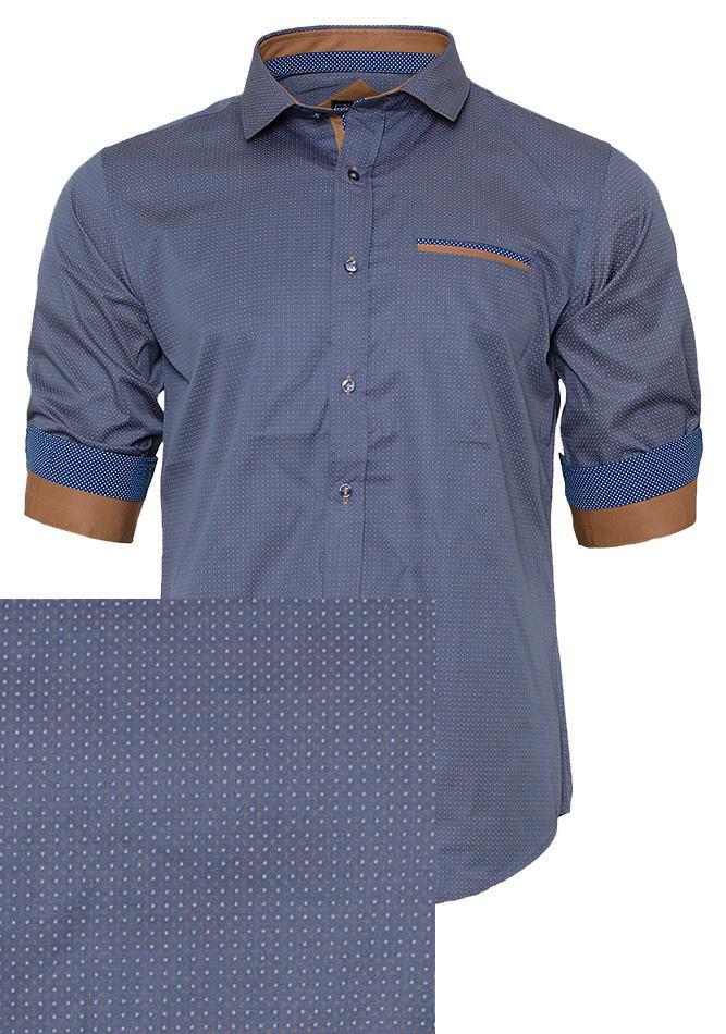 Ανδρικό Πουκάμισο CND Purple Poua αρχική ανδρικά ρούχα επιλογή ανά προϊόν πουκάμισα