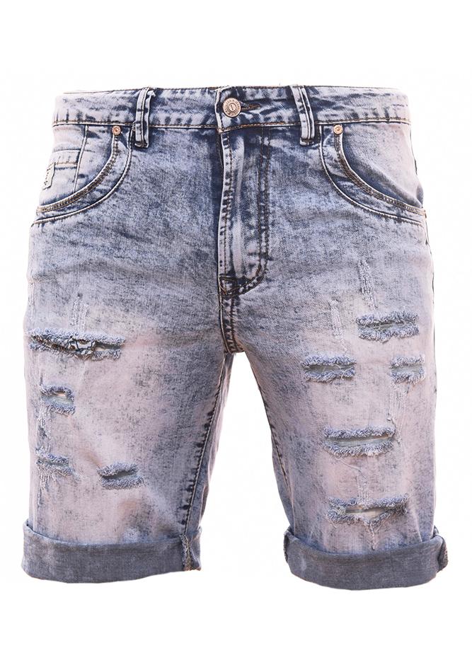 Ανδρική Jean Βερμούδα Bruno αρχική ανδρικά ρούχα βερμούδες