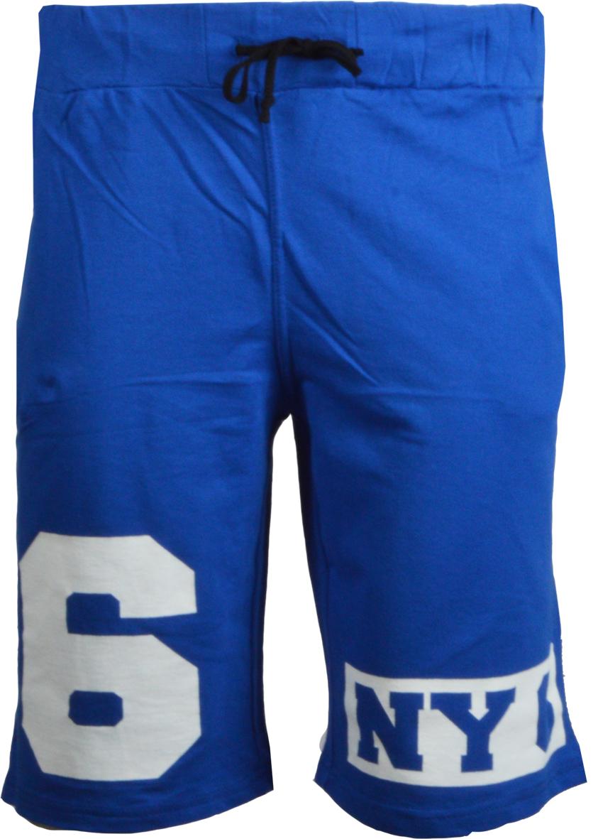 Ανδρική βερμούδα NY-Μπλε αρχική άντρας βερμούδες