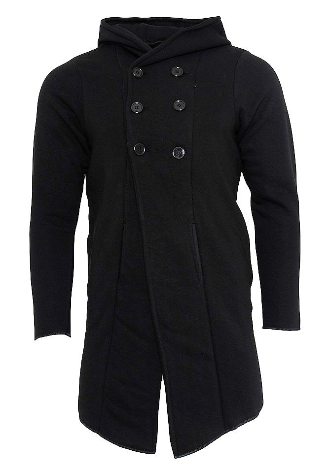 Ανδρική Ζακέτα Black Buttons αρχική ανδρικά ρούχα ζακέτες