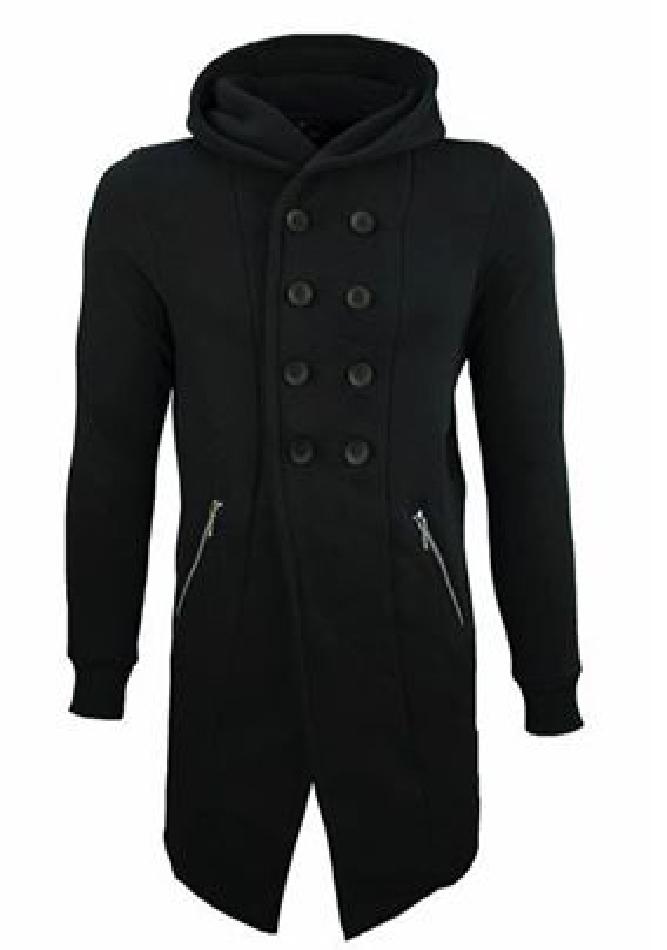 Ανδρική Ζακέτα Zip Buttons αρχική ανδρικά ρούχα ζακέτες
