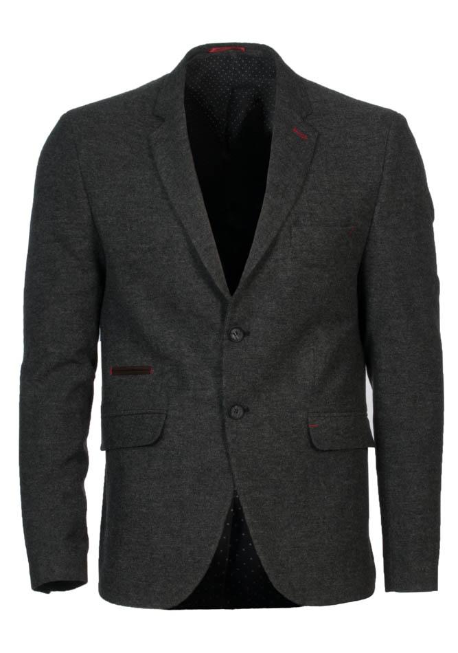 Ανδρικό Σακάκι Brand's D.Grey αρχική ανδρικά ρούχα επιλογή ανά προϊόν σακάκια   γιλέκα