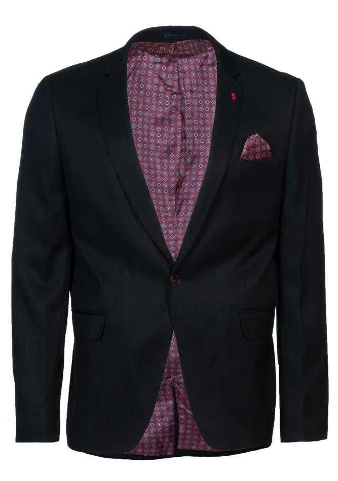 Ανδρικό Σακάκι Zen Dark Blue αρχική ανδρικά ρούχα επιλογή ανά προϊόν σακάκια   γιλέκα