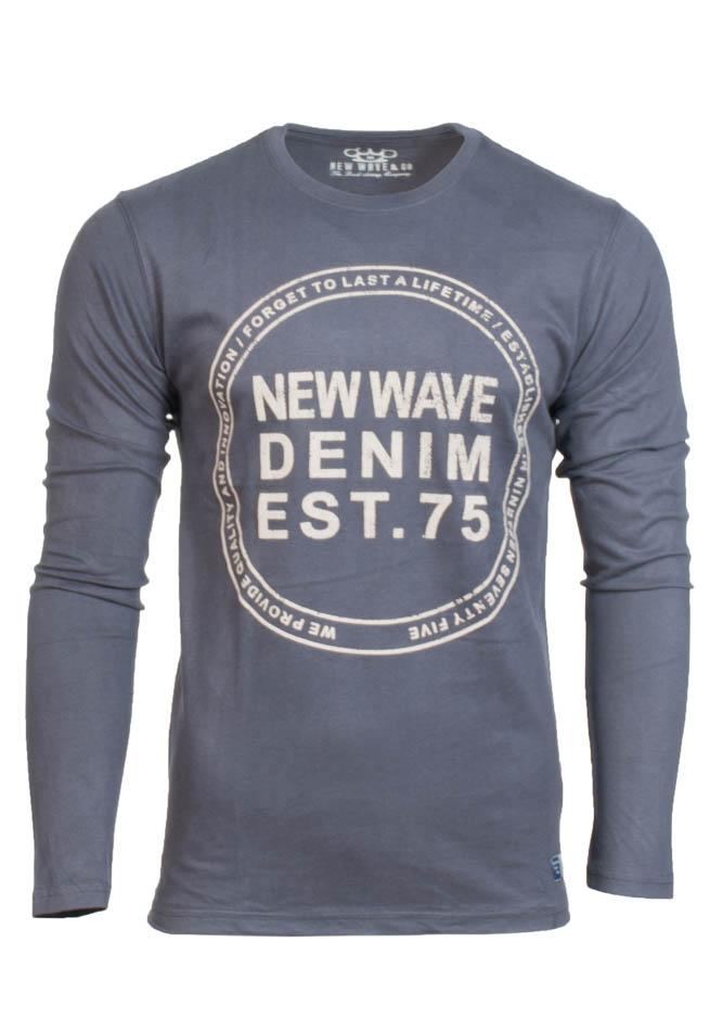 Ανδρική Μπλούζα New Wave 75 αρχική ανδρικά ρούχα επιλογή ανά προϊόν μπλούζες