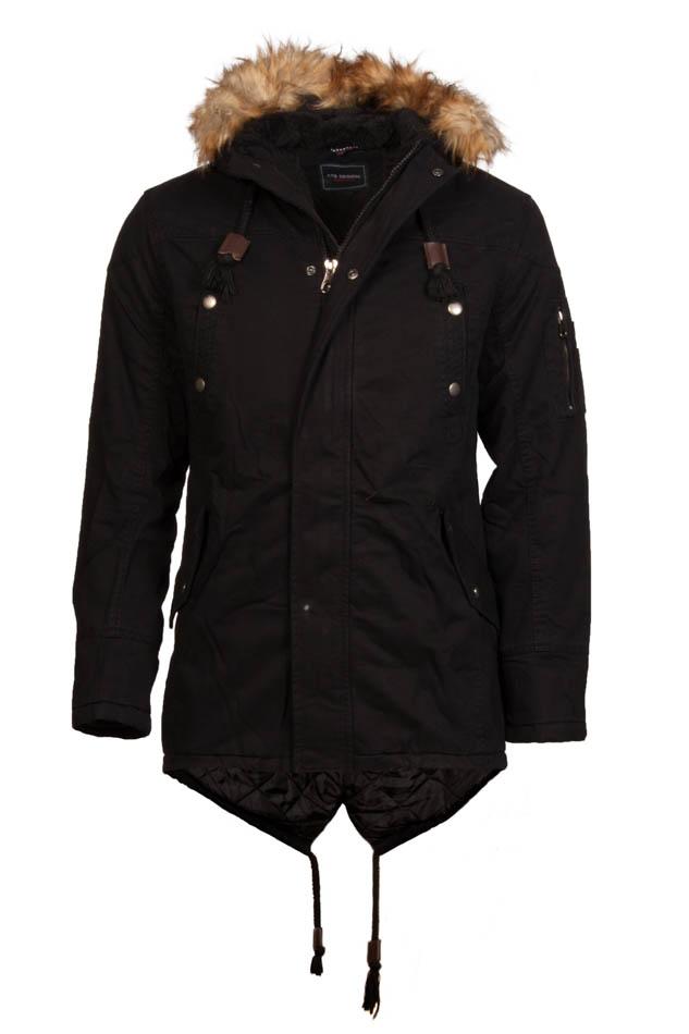 Ανδρικό Μπουφάν Design Hood αρχική ανδρικά ρούχα μπουφάν
