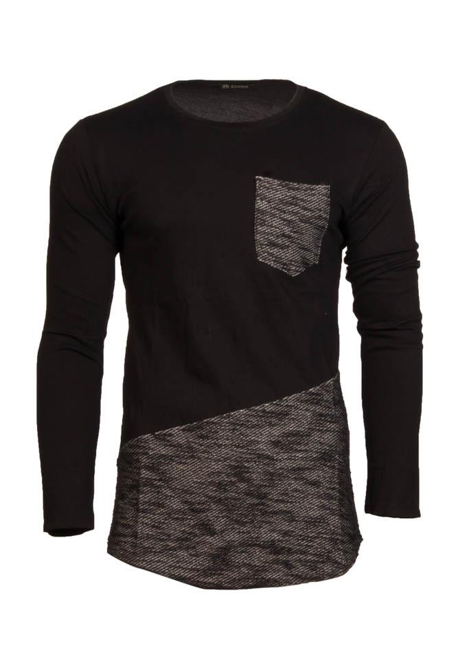 Ανδρική Μπλούζα Side Pocket αρχική ανδρικά ρούχα επιλογή ανά προϊόν μπλούζες