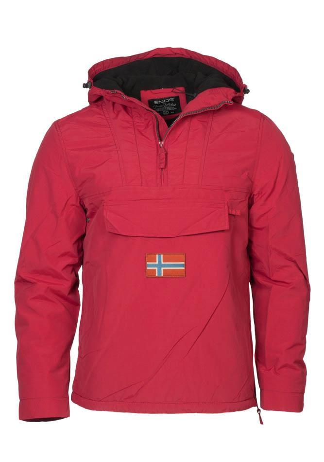 Ανδρικό Μπουφάν Wind Red αρχική ανδρικά ρούχα μπουφάν