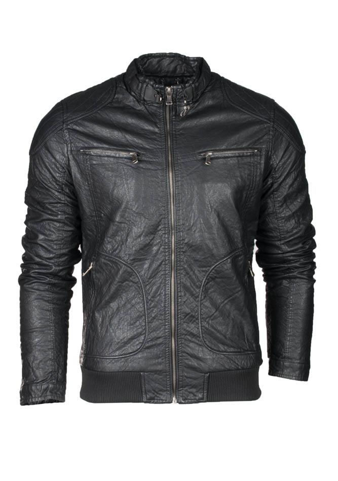 Μπουφάν Δερματίνη Enos αρχική ανδρικά ρούχα επιλογή ανά προϊόν μπουφάν