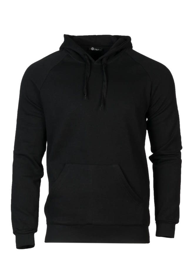 Ανδρικό Φούτερ Black αρχική ανδρικά ρούχα φούτερ