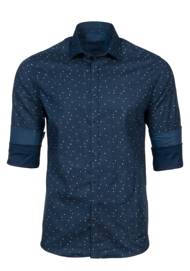Ανδρικό Πουκάμισο Brand's Thick Spot αρχική ανδρικά ρούχα πουκάμισα