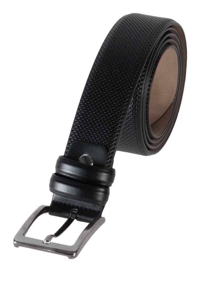 Ανδρική Ζώνη CND Black Sticks αρχική αξεσουάρ   παπούτσια ζώνες