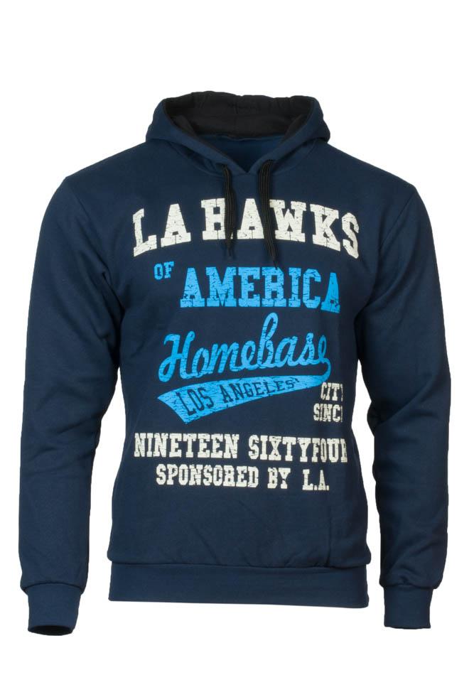 Ανδρικό Φούτερ D.Blue America αρχική ανδρικά ρούχα φούτερ