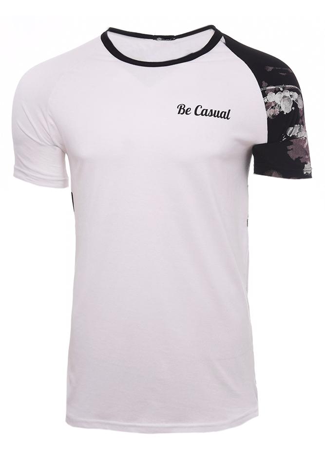 Ανδρικό T-shirt BC Back White αρχική ανδρικά ρούχα επιλογή ανά προϊόν t shirts