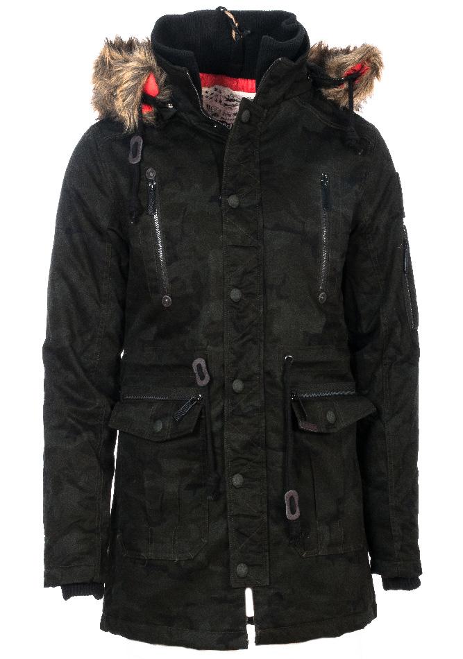 Ανδρικό Μπουφάν Army Splendid αρχική ανδρικά ρούχα επιλογή ανά προϊόν μπουφάν