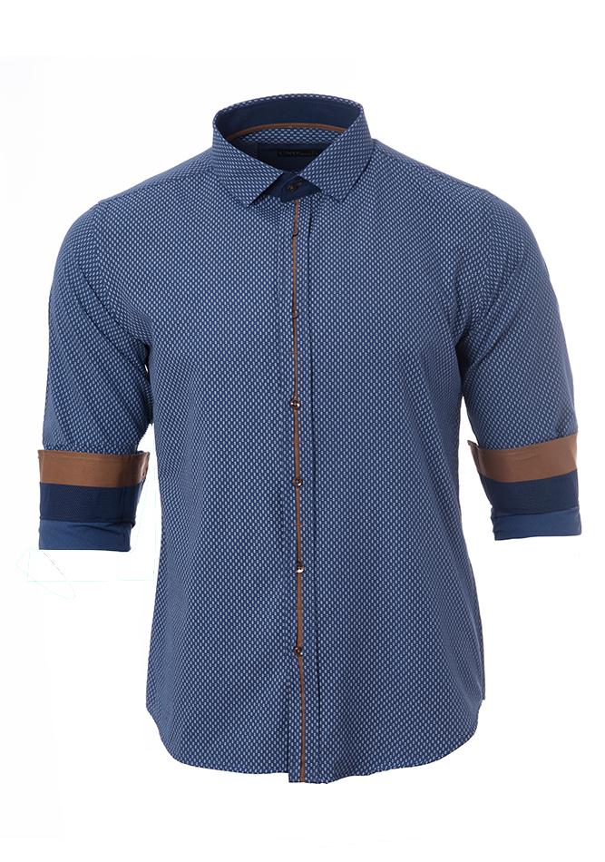 Ανδρικό Πουκάμισο CND Blue Classic αρχική ανδρικά ρούχα επιλογή ανά προϊόν πουκάμισα