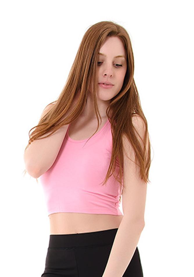 Top Pink αρχική γυναικεία ρούχα μπλούζες   tops
